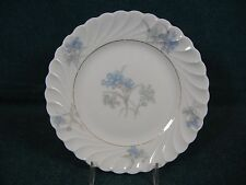 Haviland Limoges France Bergere Gold Verge Bread and Butter Plate(s)