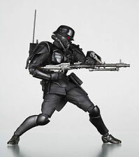 Kaiyodo REVOLTECH 061 Kerberos Protect Gear The Red Spectacles Action Figure