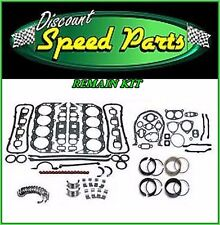 1959 1960 1961 1962 Fit GM Chevy Truck Car 4.6L 283 V8 Engine Rering Kit New