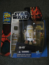 "StarWars CloneWars G8-R3 Astromech (#4of12) Walmart ""Discover the Force"""