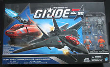 GI JOE SILENT STRIKE SET OF SKYSTRIKER AND HISS TANK MINT IN SEALED BOX 2015!