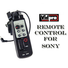 LANC CONTROL FOR SONY HDR-FX1 FX7 VX2100 DSR-PD170