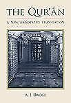 The Qur'an: A New Annotated Translation (Comparative Islamic Studies)-ExLibrary