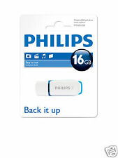Philips - 16 GB USB Stick Snow USB 2.0 FM16FD70B