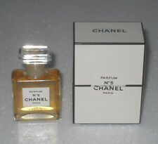 VINTAGE RARE CHANEL NO 5 EAU DE PARFUM 7ML MINATURE  CLASSIC FRAGRANGE BOXED