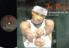 JA RULE Between Me And You / Holla Holla VINYL Def Jam 2000 EU 572 735-1 Hip Hop