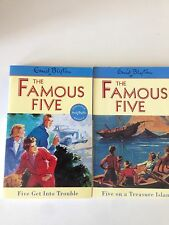 Famous Five Two Books