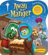 Away in a Manger (A VeggieTales Book)
