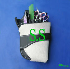 PROFESSIONAL HAIRDRESSING SCISSORS TOOLS HOLDER HOLSTER POUCH BAG BK-006