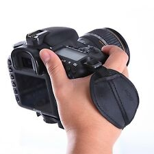 Movo HSG-4 Padded Video Stabilizing Grip Strap for Canon Nikon Sony DSLR Camera