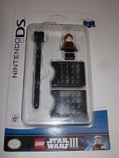 LEGO STAR WARS 3 NINTENDO DS CHARACTER PLAY & BUILD Mini-figure Stylus
