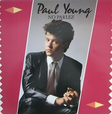 Paul Young ‎LP No Parlez - Europe