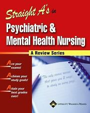 Straight A's in Psychiatric and Mental Health Nursing (Straight A's)
