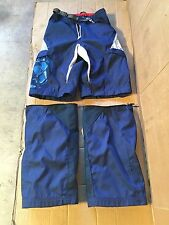Thor Static Series 2005 off road Convertible Zip Off riding pants Shorts size 28