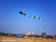2016 new3D 40 meters Stunt huge SNAKE POWER Sport Kite outdoor toy free shipping