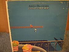 ANGELO BRANDUARDI - VA CU LE VENT TE MENE , NUSZA 1980 , VG+/VG+ ,LP