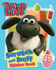 Timmy Time Scratch and Sniff Sticker Book by Egmont UK Ltd (Mixed media product…
