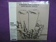 CHRIS YOULDEN / NOWHERE ROAD MINI LP CD NEW SEALED Savoy Brown Chris Spedding