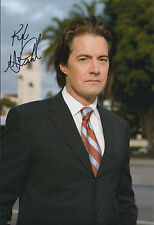 Kyle MACLACHLAN Signed Autograph 12x8 Photo COA AFTAL Sex in the City Dr Morton