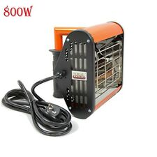 800W Portable Spray/Baking booth Infrared Paint Curing Lamp Heating Light Heater