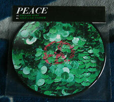 "PEACE FOLLOW BABY 2013 UK 7""  PICTURE DISC SONY / COLUMBIA 88765484617"