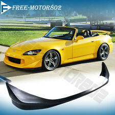 FOR 04-09 HONDA S2000 FRONT BUMPER LIP SPOILER BODYKIT PU AP2 CR CLUB RACER