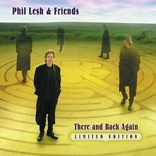 Phil Lesh & Friends- 'There and Back Again'- 2CD -  Original pressing