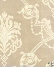 Norwall Rivestimenti parete,Vinile Con Fiori Carta Da Parati A Fantasia,Beige BN