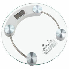Digital Glass Weighing Scale Personal Health Body Weigh Weight 6 mm