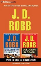 In Death: J. D. Robb - Celebrity in Death and Delusion in Death 2-In-1...