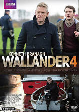 Wallander: Season Four, New DVDs