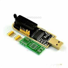 Chip 24 Eeprom Bios Writer Ch341a Series Burner 25 Spi Flash Usb Programmer Ic W