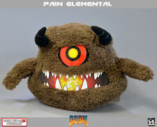 Doom Pain Elemental ID Games Plush Doll Stofftier Plüsch Puppe Gaming Heads