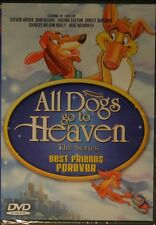 ALL DOGS GO to HEAVEN The SERIES BEST FRIENDS FOREVER 8 Episodes AN ITCH in TIME