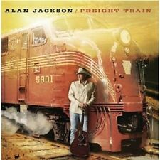 "ALAN JACKSON ""FREIGHT TRAIN"" CD COUNTRY NEU"