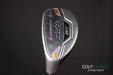 Adams Idea a7 4 Hybrid 22° Stiff Left-Handed Steel Golf Club #4397