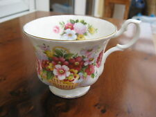 RARE ROYAL ALBERT FAIRFORD TEACUP SUMMERTIME SERIES
