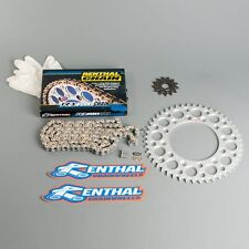 R1 Renthal Chain And Silver Sprocket Kit YFZ 350 BANSHEE 41T Quad ATV