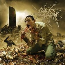 Monolith of Inhumanity by Cattle Decapitation (CD, May-2012, Metal Blade)