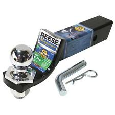 New 2-in 6000-LB Reese Class III Interlock Steel Towing Trailer Kit Hitch Ball
