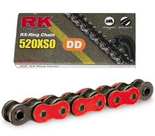 FR520MXSO RK RACING RX-RING CATENA O-RING XSOZ 1 520 120 MAGLIE COLORE ROSSO