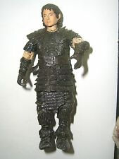 LOTR ROTK Frodo in Mordor Armour Disguise Toybiz FIGURE