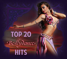 Top 20 Bellydance Hits - Various Artists - Authentic Belly Dance Oriental Dance
