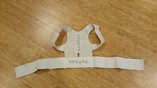 Magnet Posture Back Shoulder Corrector Support Brace Belt Therapy Adjustable