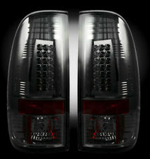 Recon 264172BK Smoked LED Tail lights 97-07  Ford truck