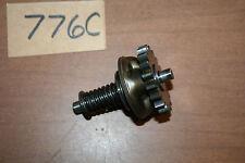 1993 Honda CR250R Power Exhaust Valve Governor Shaft Assembly OEM 93 A