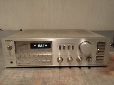 Vintage Sony Model STR-V55 AM/FM Stereo Receiver For Parts