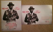 """Ne-Yo - Non-Fiction US 11 x 17"""" 2-sided promo poster D"""