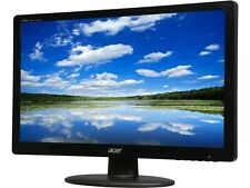 """Acer S200HQL Cbd 19.5"""" Widescreen LED Monitor - Certified Refurbished"""