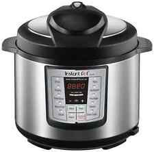 NEW Instant Pot 6 in 1 Programmable Pressure Cooker 6 Quart 1000W  Instapot